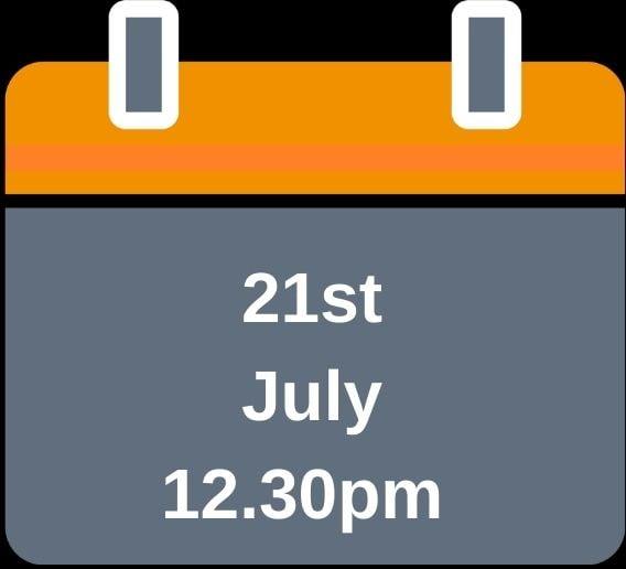 21st July